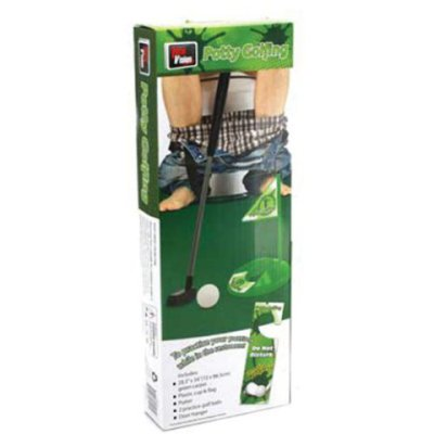 Total Vision Potty Golfing Kit