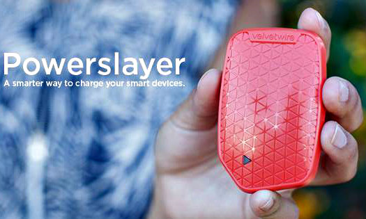 PowerSlayer by Velvetwire: Smart mobile device charger image via Velvetwire Facebook