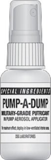 Pump a Dump Spray