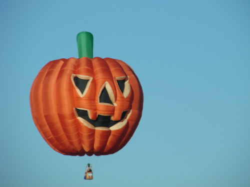 Pumpkin Balloon