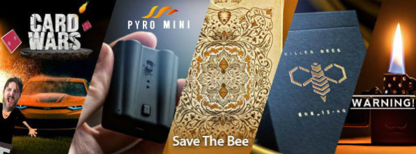 The New Pyro Mini & Other Ellusionist Designs: Pyro Mini Shooter image via Ellusionist Facebook