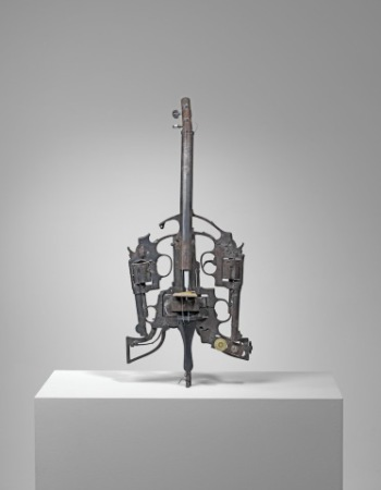 Disarm - Cello (Courtesy of the Artist and Lisson Gallery, London)