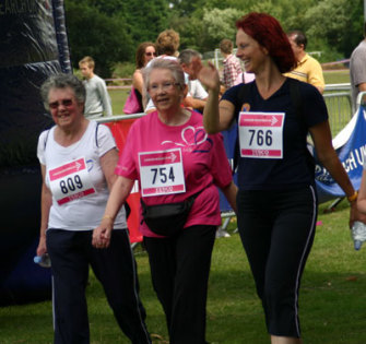 The 'Race for Life' a plan for those over 60 by Fun With Fitness: image via funwithfitness.net