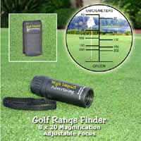 Range Finder Scope