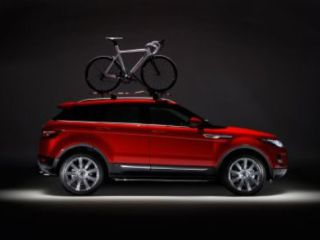 Range Rover Evoque Squared