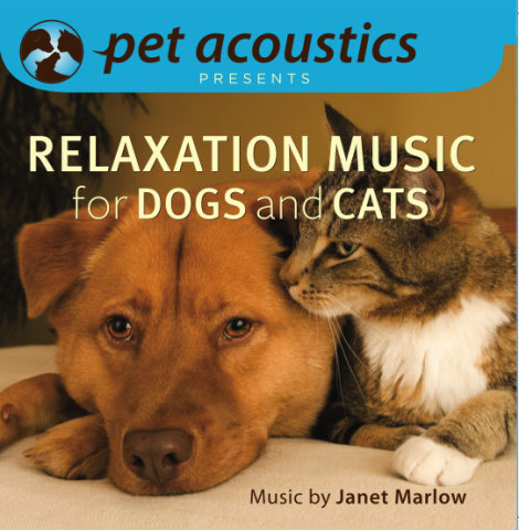 Relaxation Music For Dogs &amp;amp; Cats CD by Pet Acoustics
