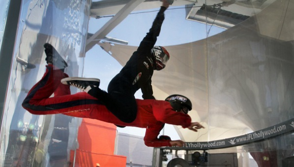 iFly With Partner