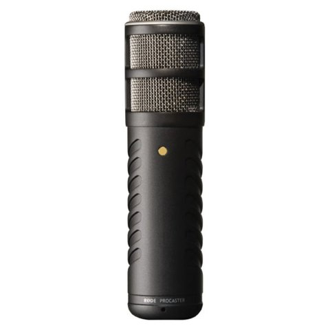 Rode Procaster Broadcast: Broadcast microphones are great for recording in a sound booth