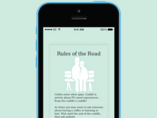 Cuddlr App Rules of the Road