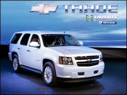 Tahoe Hybrid