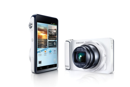 The Samsung Galaxy Camera