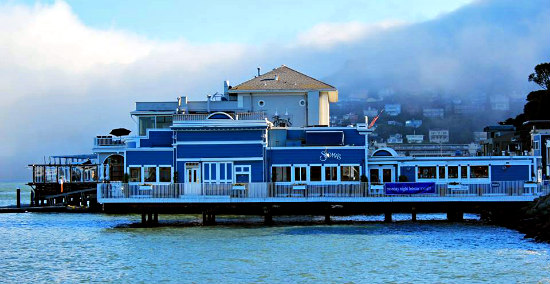 Use Bucket to Plan Trips to Sausalito, CA: Travel Planner Tips Image via Rebecca M. Hale Facebook