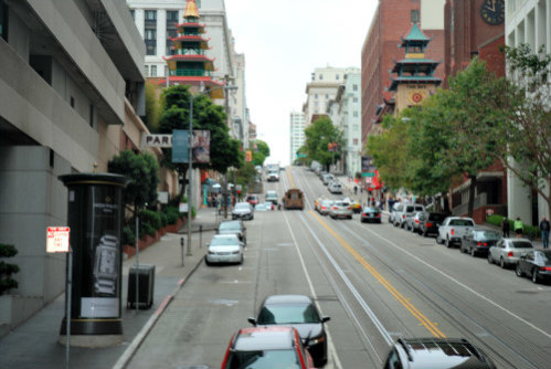 San Francisco, CA: The City by the Bay has found a way to keep its streets cleaner