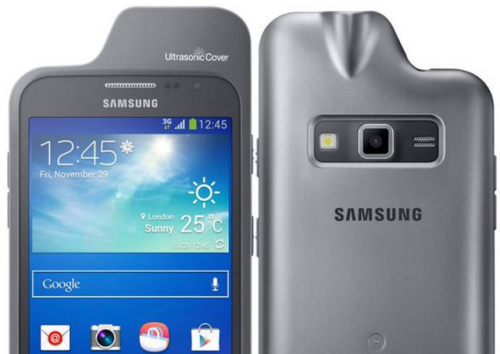 Samsung Ultrasonic Cover