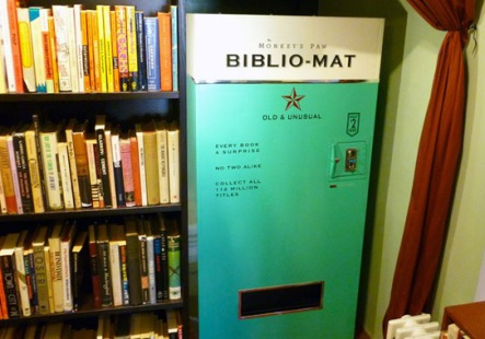 Biblio-Mat Vending Machine