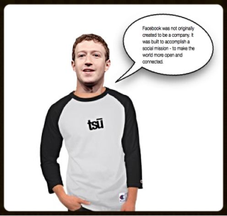 Words to live by, Mr. Zuckerberg!