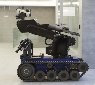 Who Invented The Dallas Robot Bomb That Killed Shooter?