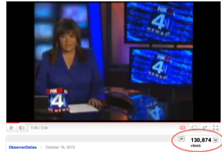 Fox 4 News Dallas Fort Worth Spoof YouTube video