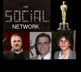 Oscar Gold for The Social Network?