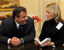 Governor Chris Christie & Bridget Anne Kelly