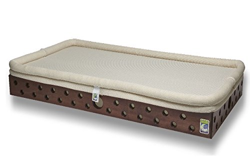 Secure beginnings are breathable so safest mattresses for for Breathable crib mattress