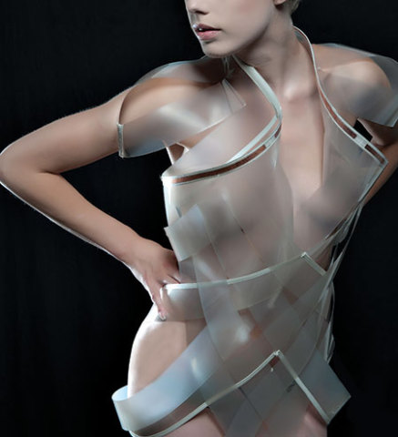 Intimacy 2.0 See Through Dress