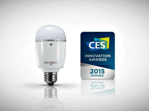 Sengled Boost Gives Your Wi-Fi a Lift: LED smart bulbs (image via Sengled Facebook)