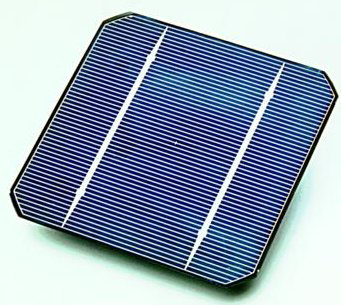 The standard bearer: traditional silicon cells like this one may no longer be the best option in the near future. Image from the US Dept. of Energy.