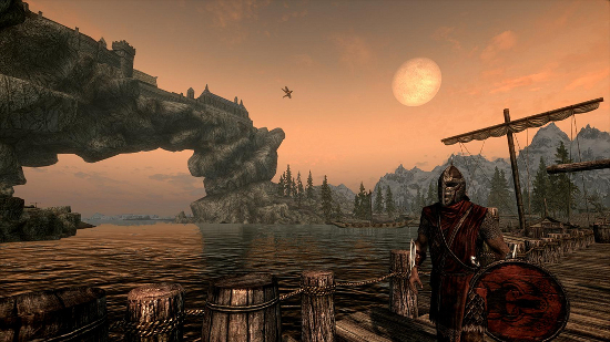 I don't think being awesome at Skyrim will ever net you a job, though.