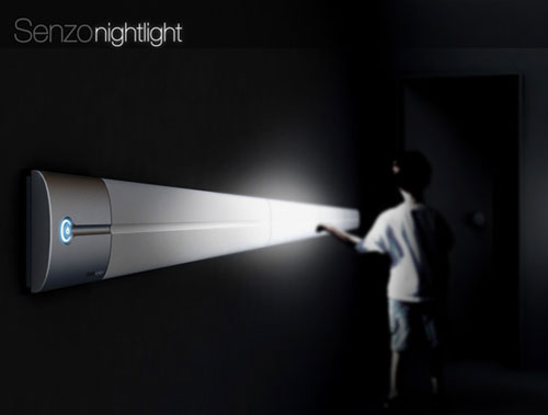Sleep Technology: Senzo Nightlight