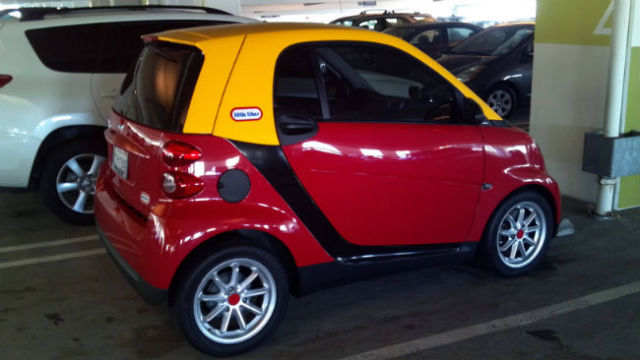 How Much Does It Cost To Paint A Small Car