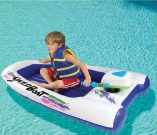 Hydromax Inflatable Speed Boat