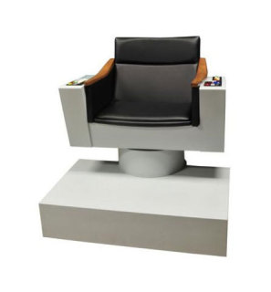 Star Trek Captain Kirk Chair