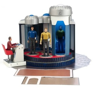 Star Trek Transporter Room Playset