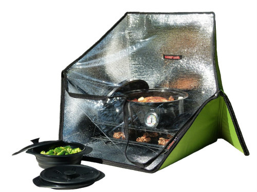Sunflair Deluxe Portable Solar Oven