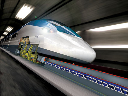 General Atomics: The only MagLev in the US