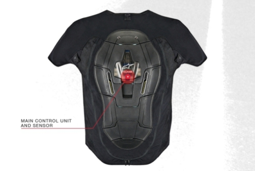 The Tech-Air Airbag Vest