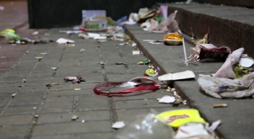 Littering has long been an epidemic in Hong Kong. But hopefully science can help prevent this behavior.