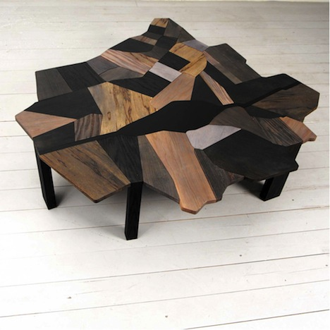 Thermal Earth Coffee Table: © Ezri Tarazi