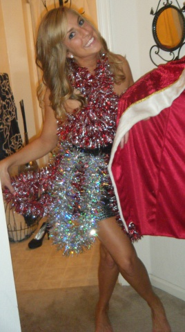 Tinsel Dress