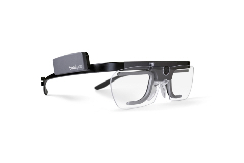 Tobii Pro Glasses 2: Image courtesy of Tobii AB