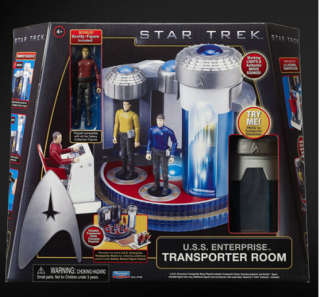 Transporter Room Playset