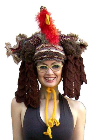 Boho Turkey Hat