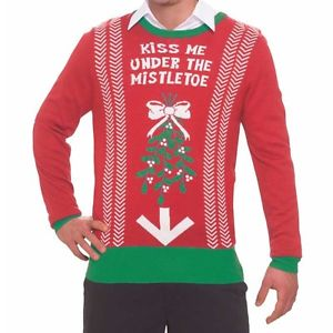 20 Christmas Sweaters That Are Not Just Ugly But Wrong