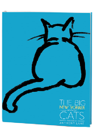 The Big New Yorker Book Of Cats: image via amazon.com