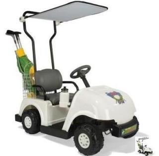 Children's Electric Golf Cart