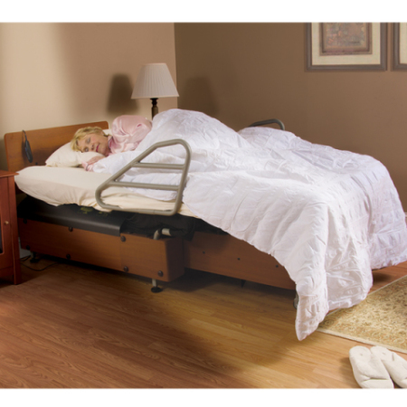 The UpBed in sleep position: image via firststreet.com