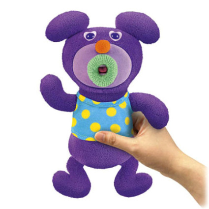 Dark Purple Sing-A-Ma-Jigs sings 'Clementine': ©Fisher-Price