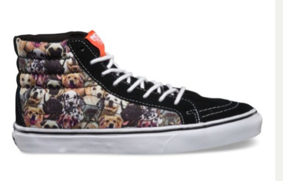 Vans Dog Shoes