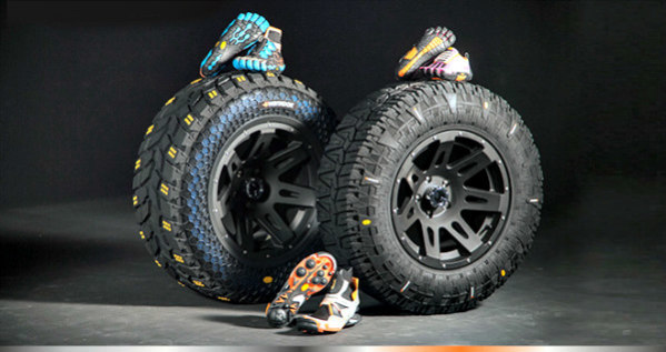 Hankook/Vibram Project Tires & Shoes: Performance tires and footwear